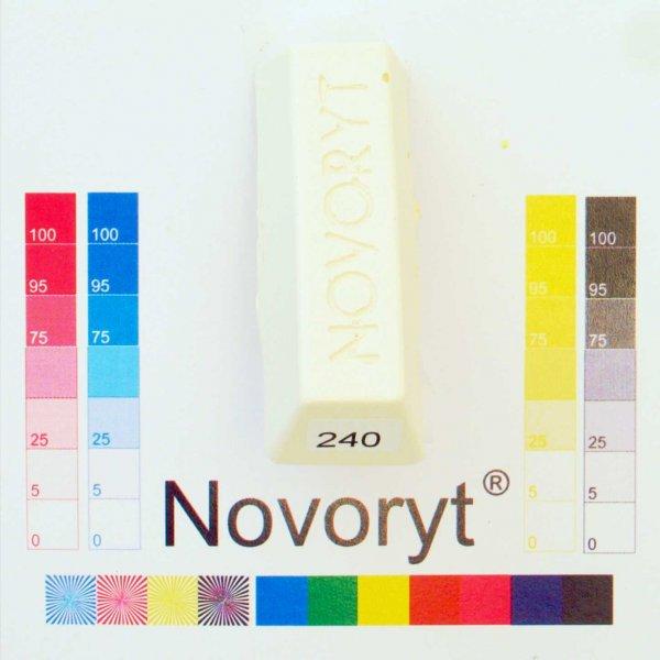 NOVORYT® Schmelzkitt - Farbe 240 5 Stangen der Serie HW003 Bild1