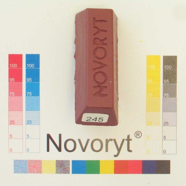 NOVORYT® Schmelzkitt - Farbe 245 5 Stangen der Serie HW003 Bild1