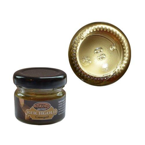 Gold-Creme 25 ml Reichgold in Pastenform mit einer hohen Deckfähigkeit. Bild1