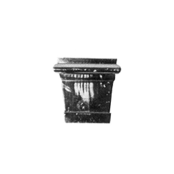 Möbelschuh MGL, 22x33 mm der Serie MS001 Bild1
