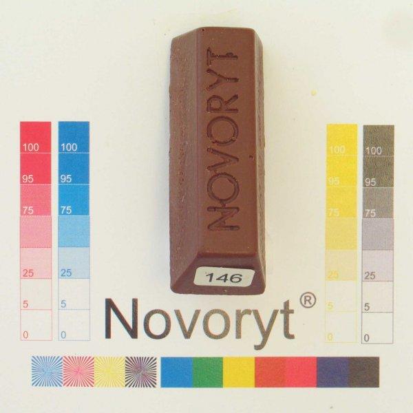 NOVORYT® Weichwachs Farbe 046 5 Stangen der Serie WW003 Bild1