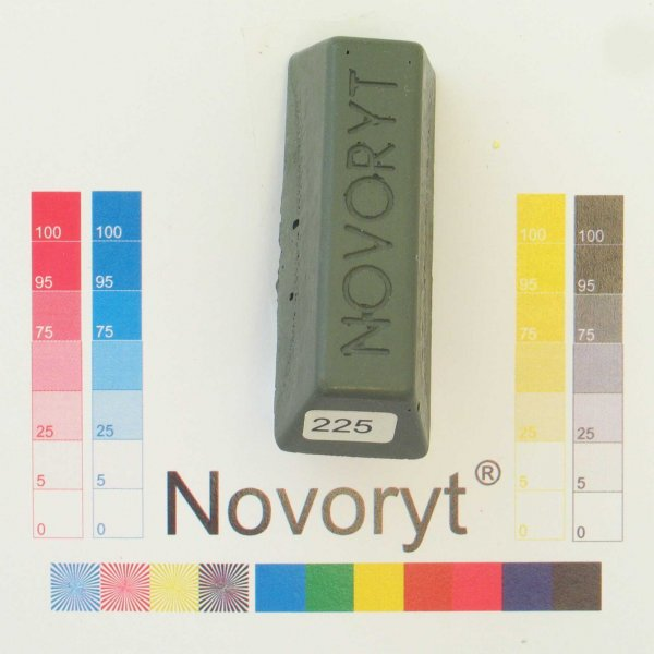 NOVORYT® Schmelzkitt - Farbe 225 1 Stange der Serie HW003 Bild1