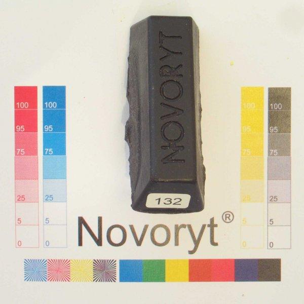 NOVORYT® Schmelzkitt - Farbe 132 Graunbraun 1 Stange der Serie HW003 Bild1