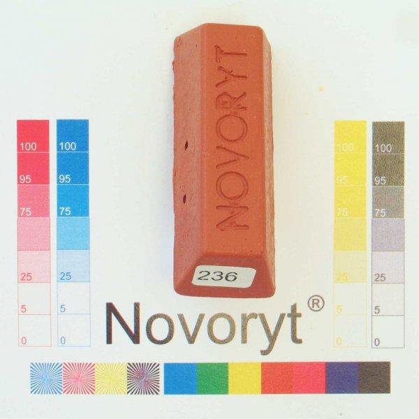 NOVORYT® Schmelzkitt - Farbe 236 5 Stangen der Serie HW003 Bild1