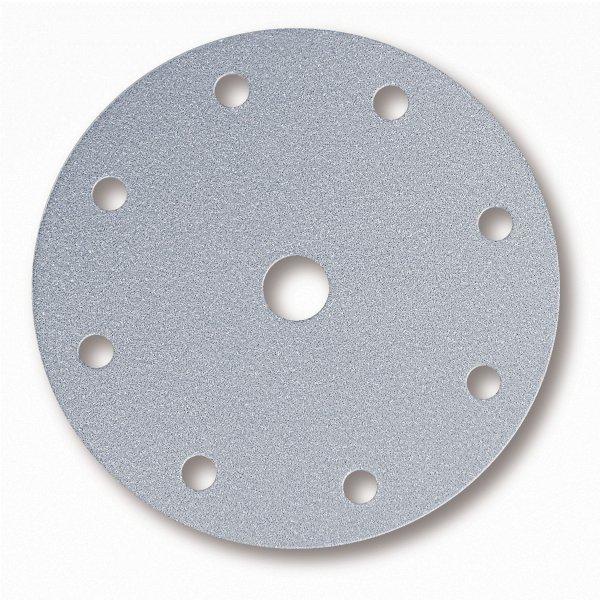 Q.Silver® Schleifscheiben P220, D150mm, L15,100Stk der Serie SP151 Bild1