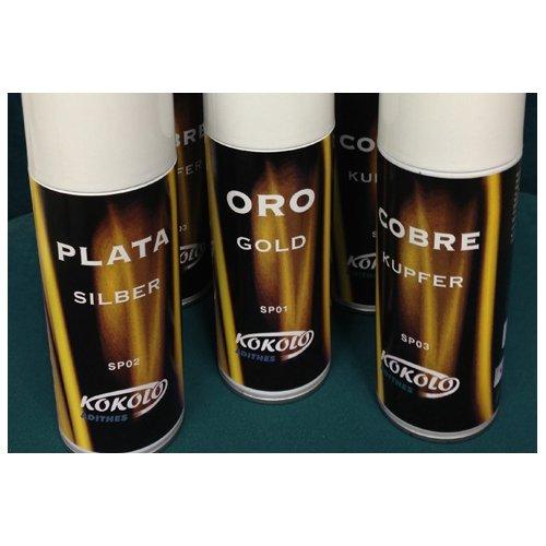 Effektspray 200 ml Kupfer ist für alle glatten Oberflächen wie Holz, Glas, Metall und viele Kunststoffe geeignet. Bild1
