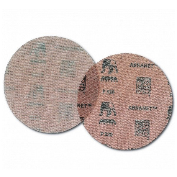 Abranet® Schleifscheiben P180, D150 mm, 50 Stk der Serie SP150 Bild1