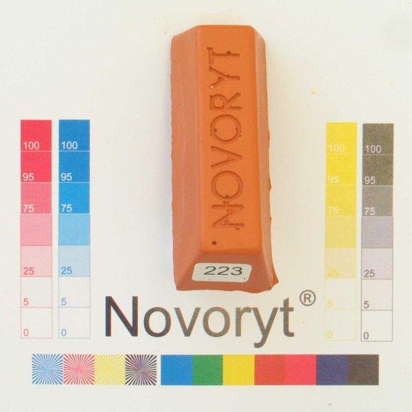 NOVORYT® Schmelzkitt - Farbe 223 5 Stangen der Serie HW003 Bild1