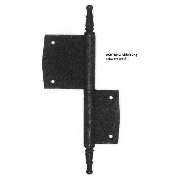 Möbelfitschband MMA, L-80 mm, links der Serie MB112 Bild1