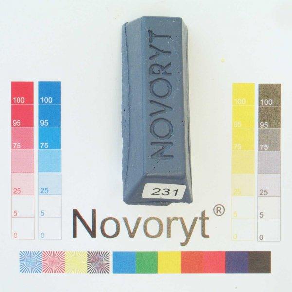 NOVORYT® Schmelzkitt - Farbe 231 5 Stangen der Serie HW003 Bild1