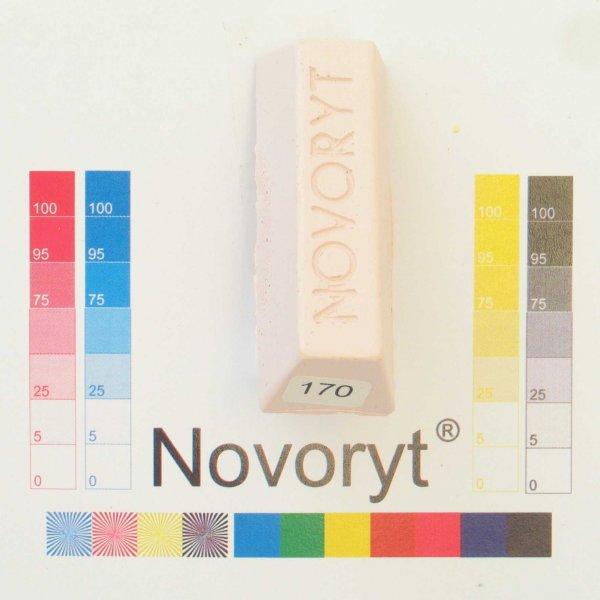 NOVORYT® Schmelzkitt - Farbe 170 pastellrosa 5 Stangen der Serie HW003 Bild1