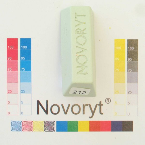 NOVORYT® Weichwachs Farbe 512 5 Stangen der Serie WW003 Bild1