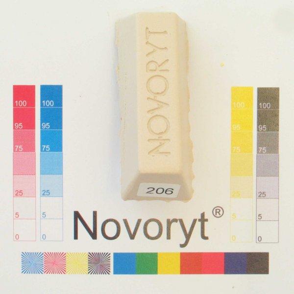 NOVORYT® Schmelzkitt - Farbe 206 hellrosa 1 Stange der Serie HW003 Bild1