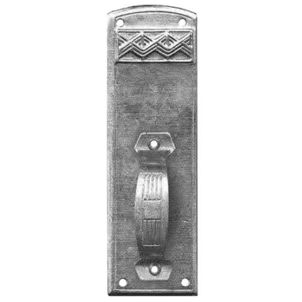 Möbelschild in Messing mit versch. Maße, Oberflächen und Ausführungen erhältlich  Bild1