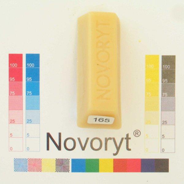 NOVORYT® Schmelzkitt - Farbe 165 beige trans 1 Stange der Serie HW003 Bild1