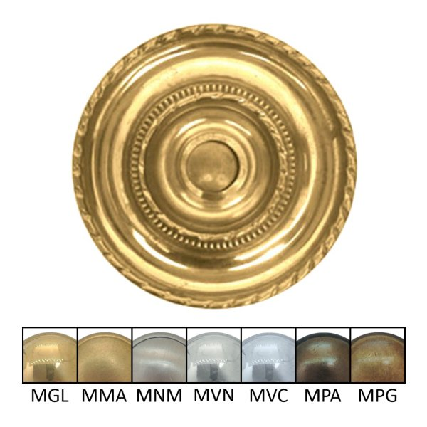Klingelrosette 75 mm Bild1