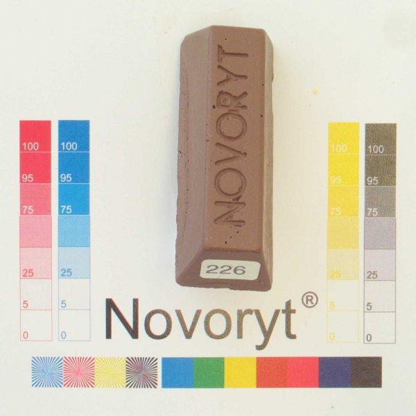 NOVORYT® Schmelzkitt - Farbe 226 5 Stangen der Serie HW003 Bild1