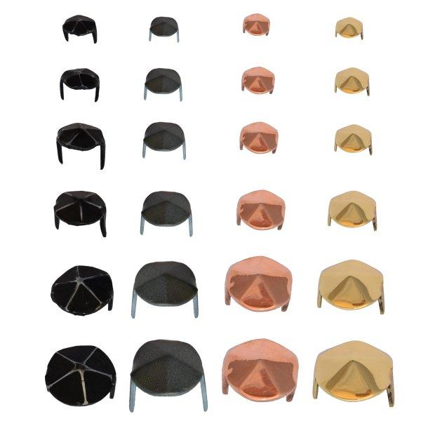 Einschlag Zier- / Deckkappen (Deckkappen) der Serie ZB200 Bild1