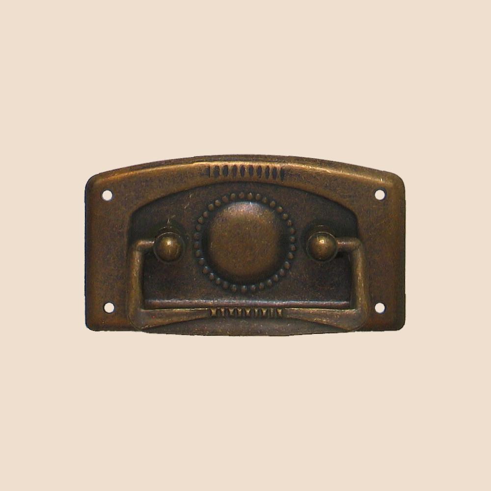 jugendstil m belschild gepr gt messing patiniert geputzt 67 x 38 mm der serie ju007. Black Bedroom Furniture Sets. Home Design Ideas