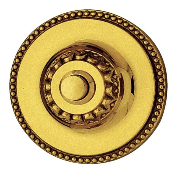 Klingelrosette 45, 58 mm Bild1