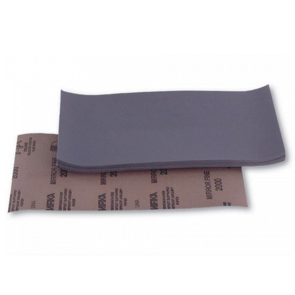 Wasserfest-Latex-Halbbogen, P1500, B230 x 140 mm der Serie SP020 Bild1
