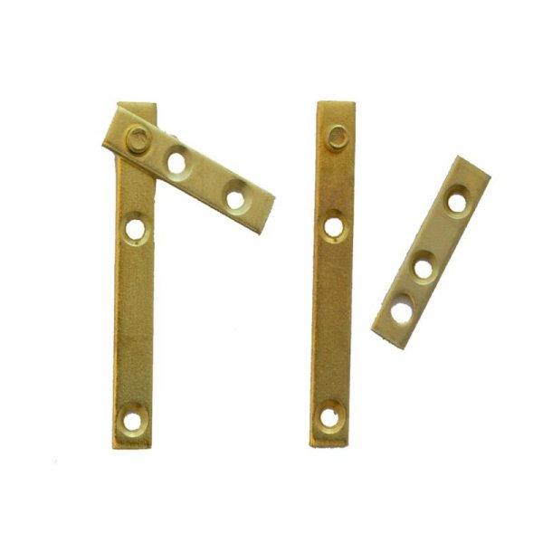 Zapfenbänder EVM, im Set, 60/35 x 8 mm der Serie MB200 Bild1