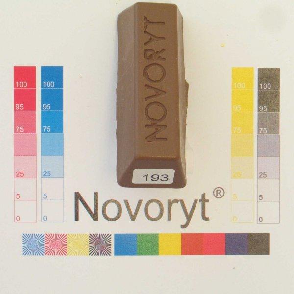 NOVORYT® Schmelzkitt - Farbe 193 1 Stange der Serie HW003 Bild1