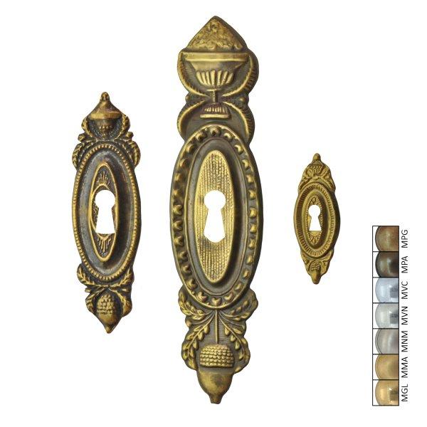 Klassizismus Möbelschild geprägt der Serie KL073 Bild1
