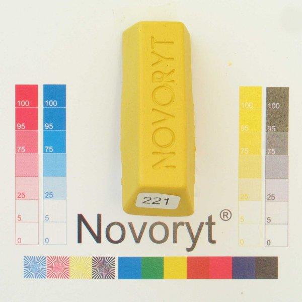NOVORYT® Schmelzkitt - Farbe 221 5 Stangen der Serie HW003 Bild1
