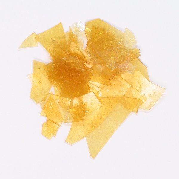 Reiner Blätterschellack extra hell, 10 kg der Serie HA001 Bild1