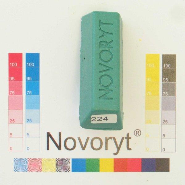 NOVORYT® Schmelzkitt - Farbe 224 5 Stangen der Serie HW003 Bild1