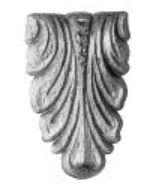 Kapitell in Buche. 45x75 mm Bild1