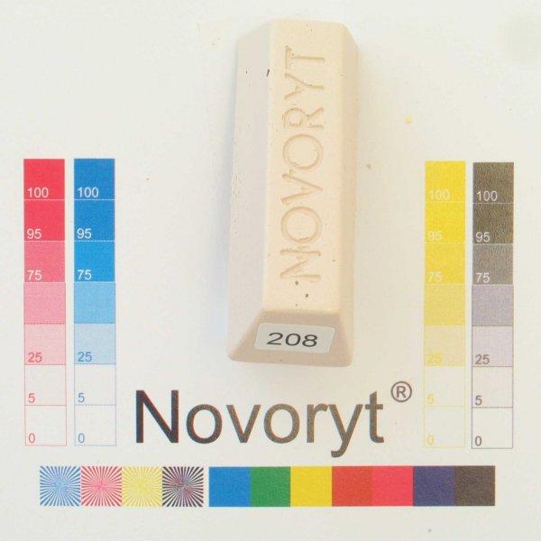 NOVORYT® Schmelzkitt - Farbe 208 5 Stangen der Serie HW003 Bild1