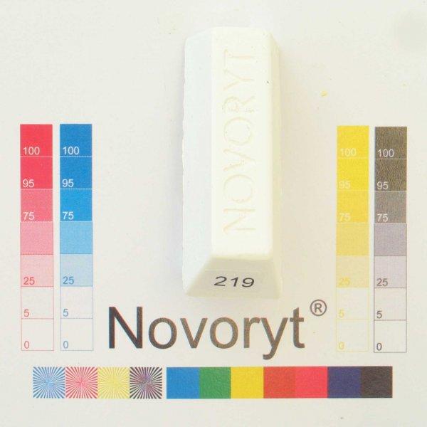 NOVORYT® Schmelzkitt - Farbe 219 5 Stangen der Serie HW003 Bild1
