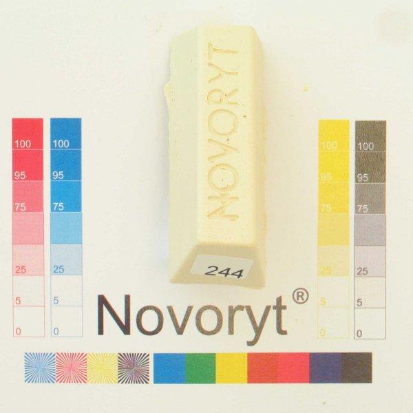 NOVORYT® Schmelzkitt - Farbe 244 5 Stangen der Serie HW003 Bild1