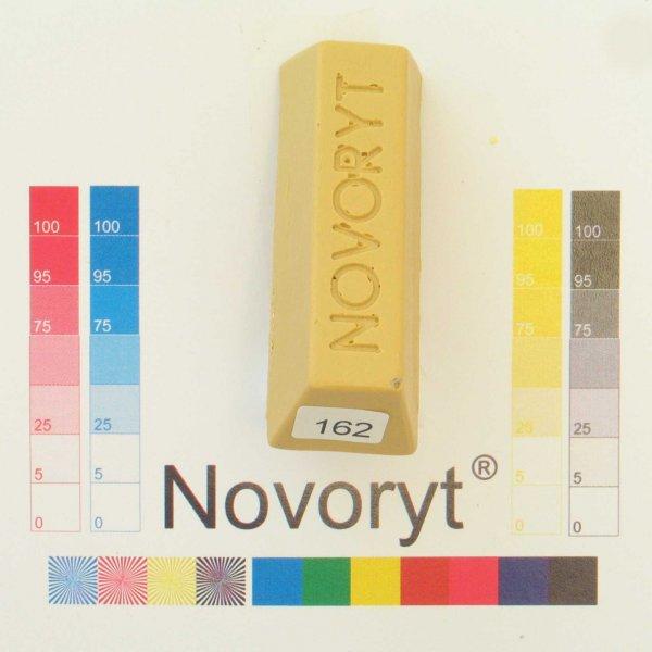 NOVORYT® Schmelzkitt - Farbe 162 beige 3 1 Stange der Serie HW003 Bild1