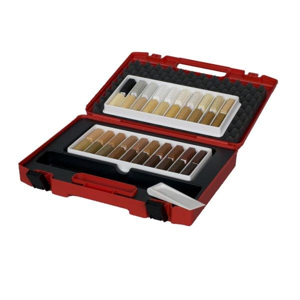 NOVORYT Kofferset 40 Weichwachs der Serie KS003 Bild1