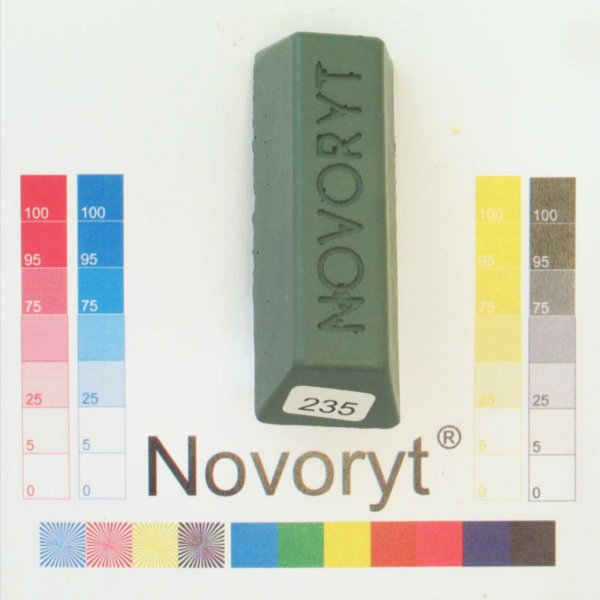 NOVORYT® Schmelzkitt - Farbe 235 5 Stangen der Serie HW003 Bild1