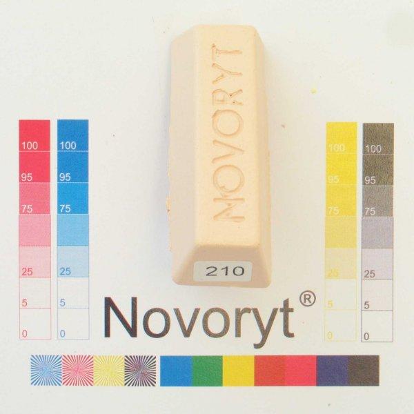 NOVORYT® Schmelzkitt - Farbe 210 1 Stange der Serie HW003 Bild1
