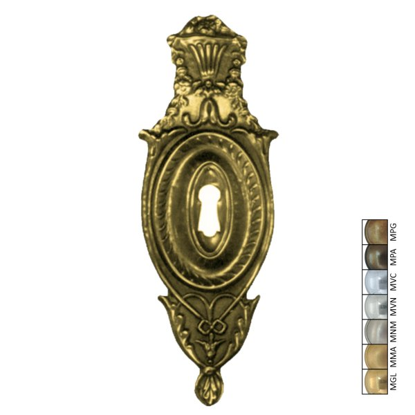 Klassizismus Möbelschild geprägt der Serie KL055 Bild1