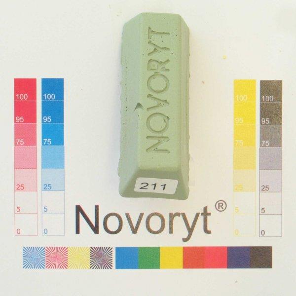 NOVORYT® Schmelzkitt - Farbe 211 5 Stangen der Serie HW003 Bild1