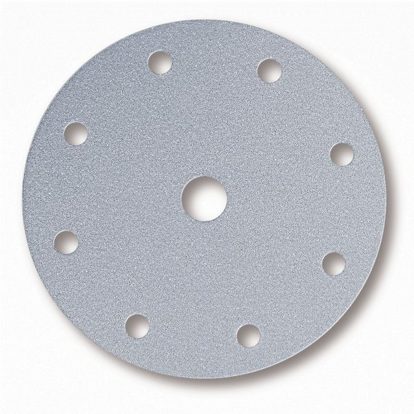 Q.Silver® Schleifscheiben P320, D150mm, L15,100Stk der Serie SP151 Bild1