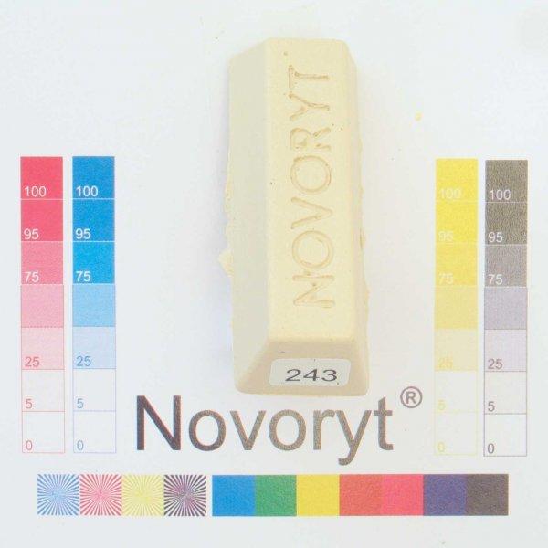 NOVORYT® Schmelzkitt - Farbe 243 5 Stangen der Serie HW003 Bild1