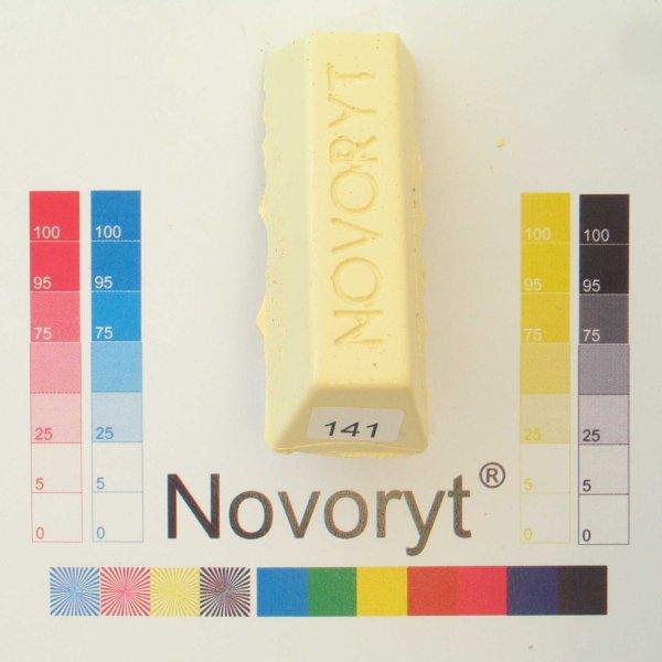 NOVORYT® Schmelzkitt - Farbe 141 Fichte hell 5 Stangen der Serie HW003 Bild1