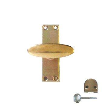 """Fenstergetriebe """"Münchner Getriebe"""" Maße:  B 30 mm x H 100 mm x T 18 mm Gesamttiefe ca 65 mm Bild1"""