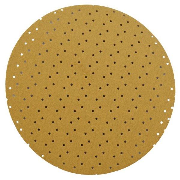 useit® Klett-Schleifscheiben 150mm, K180, 1 Pack 25 Stück der Serie SP200 Bild1