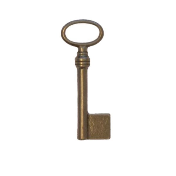 Hohlschlüssel aus Eisen GL80 HD6,5 mm der Serie HS001 Bild1
