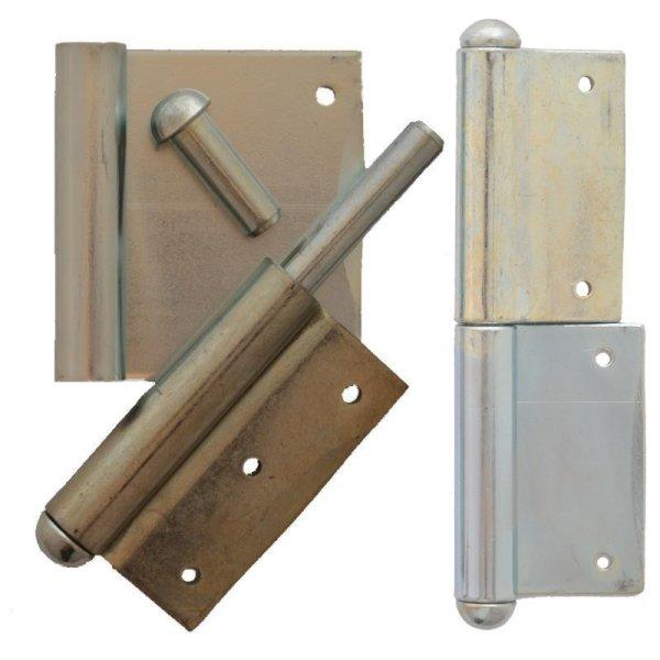 Fensterfitschenband fester Stift 80mm-120mm li/re der Serie FB008 Bild1