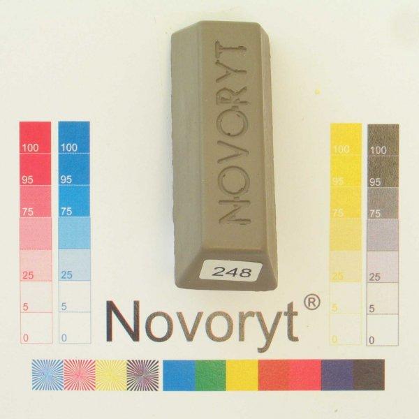 NOVORYT® Schmelzkitt - Farbe 248 1 Stange der Serie HW003 Bild1