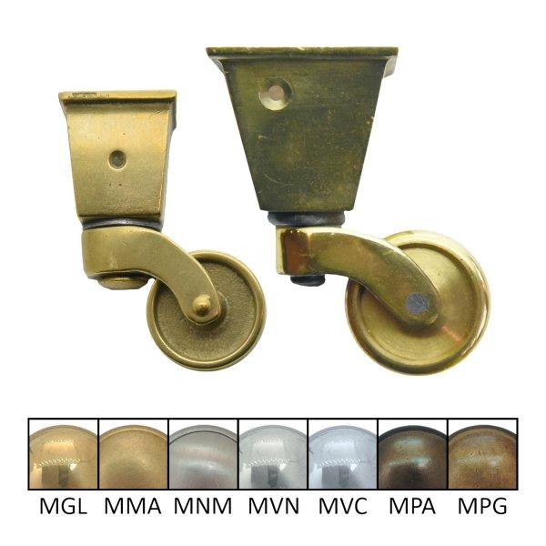 Möbelrolle MGL der Serie MR003 Bild1